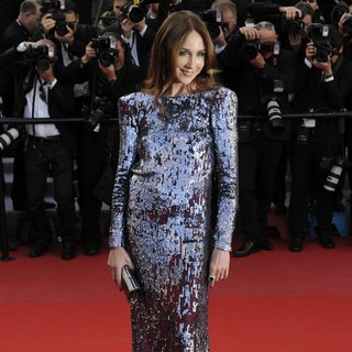 Elsa Zylberstein in On the Road Premiere - During The 65th Cannes Film Festival