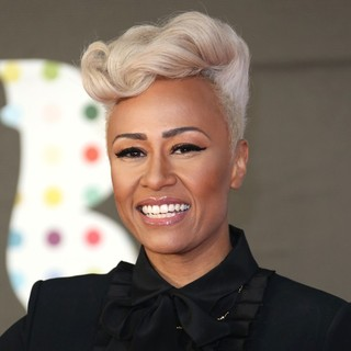 Emeli Sande in The 2013 Brit Awards - Arrivals