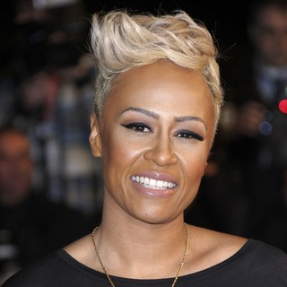 Emeli Sande in 2013 NRJ Music Awards - Arrivals