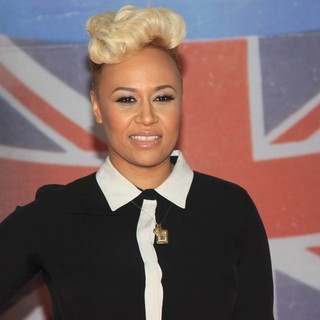 Emeli Sande in The BRIT Awards 2012 - Arrivals