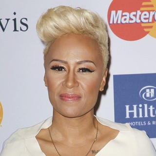 Emeli Sande in Clive Davis and The Recording Academy's 2013 Pre-Grammy Gala and Salute to Industry Icons