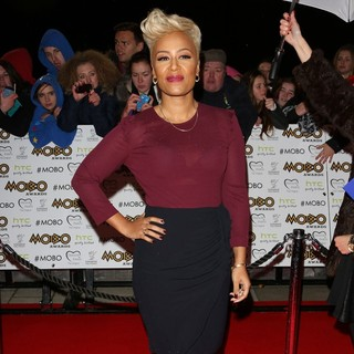 Emeli Sande in The MOBO Awards 2012 - Arrivals