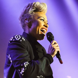 Emeli Sande Performs Live in Concert on The First Night of Her UK Tour