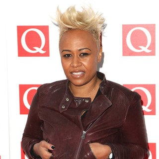 Emeli Sande in The Q Awards 2011 - Arrivals