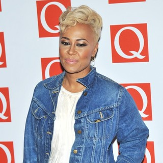 Emeli Sande in The Q Awards 2012 - Arrivals