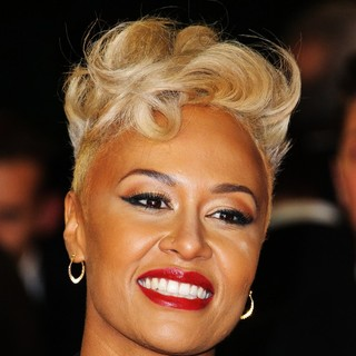 Emeli Sande in World Premiere of Skyfall - Arrivals