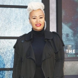Emeli Sande-The World Premiere of The Girl on the Train - Arrivals