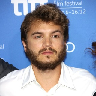 Emile Hirsch in 2012 Toronto International Film Festival - Twice Born Photocall