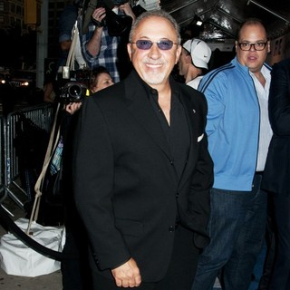 Emilio Estefan in Lifetime's Screening of Five