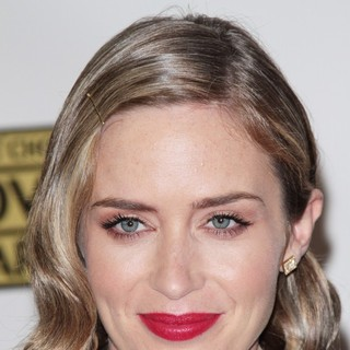 Emily Blunt in 18th Annual Critics' Choice Movie Awards - Press Room