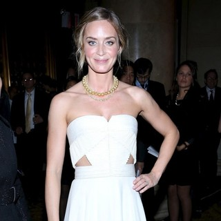 Emily Blunt in The Independent Film Project's 22nd Annual Gotham Independenent Film Awards