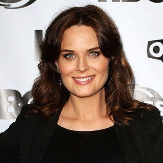 Emily Deschanel in 2011 Outfest Film Festival Screening of The Perfect Family Closing Night - Arrivals
