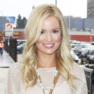 Emily Maynard Walking Down The Hollywood Walk of Fame