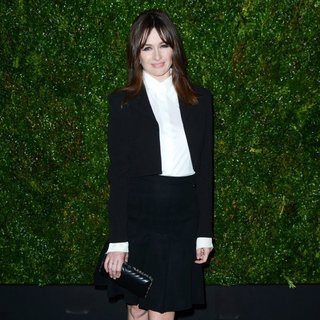 Emily Mortimer in 2015 Tribeca Film Festival - Chanel Artists Dinner - Arrivals - emily-mortimer-2015-tribeca-film-festival-chanel-artists-dinner-02