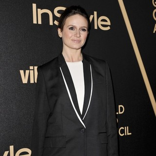 Emily Mortimer in Miss Golden Globe 2013 Party Hosted by The HFPA and InStyle