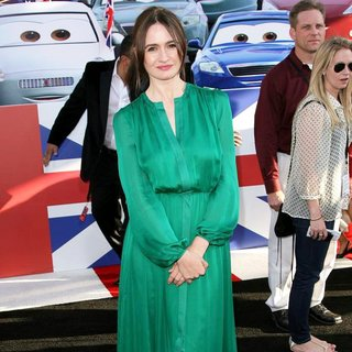 Emily Mortimer in The Los Angeles Premiere of Cars 2 - Arrivals