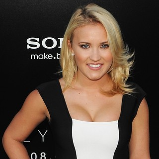 Emily Osment - World Premiere of TriStar Pictures' Elysium