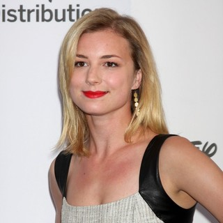 Emily VanCamp in ABC-Disney International Upfronts