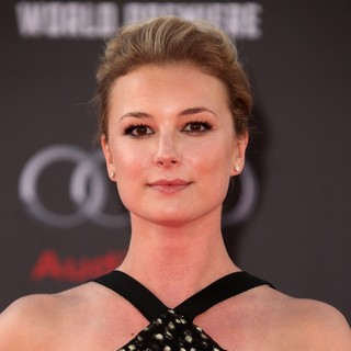 Emily VanCamp - The World Premiere of Captain America: Civil War