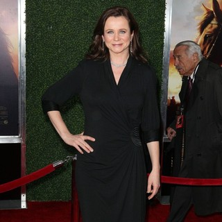 Emily Watson in The World Premiere of War Horse