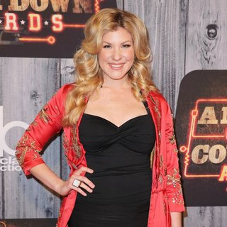 Emily West in 2014 American Country Countdown Awards - Red Carpet Arrivals