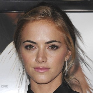 Emily Wickersham in The Los Angeles Premiere of Gone - Arrivals