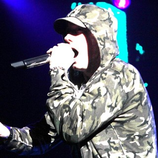 Eminem in Special Event Performance to Celebrate G-Shockwave Watches 30th Anniversary
