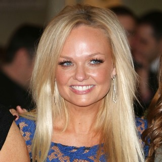 Emma Bunton, Spice Girls in VIVA Forever Spice Girls The Musical - Arrivals