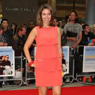 Emma Crosby in Larry Crowne UK Premiere - Arrivals