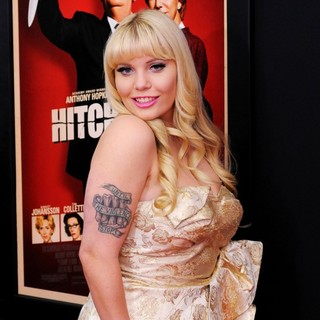 Emma Jacobs in The Hitchcock Premiere