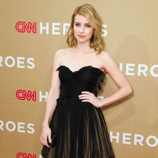 Emma Roberts in 2011 CNN Heroes: An All-Star Tribute