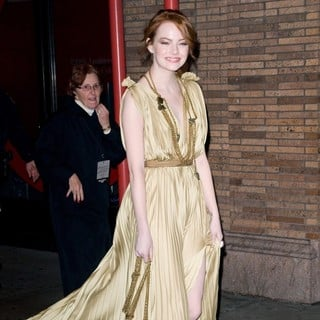 Emma Stone in 21st Annual Glamour Women of The Year Awards - Arrivals