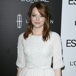 Emma Stone in 5th Annual ESSENCE Black Women in Hollywood Luncheon