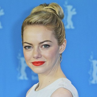 Emma Stone in The 63rd Annual Berlin International Film Festival - Photocall The Croods