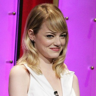 Emma Stone in The 85th Academy Awards - Nominations Announcement