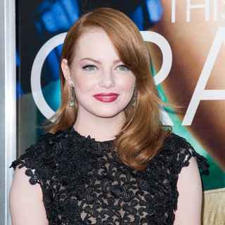 Emma Stone in World Premiere of Crazy, Stupid, Love - Arrivals