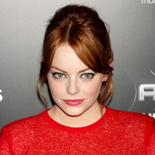 Emma Stone in New York Premiere of Friends with Benefits - Arrivals