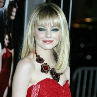 Emma Stone in The Los Angeles World Premiere of Gangster Squad - Arrivals