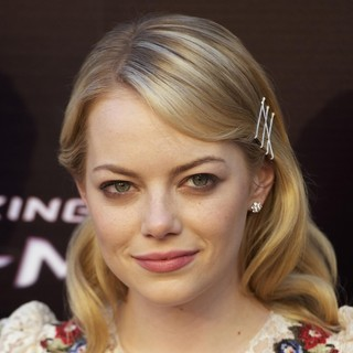 Emma Stone in The Spanish Premiere of The Amazing Spider-Man