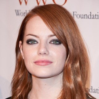 Emma Stone in Worldwide Orphans Foundation's 7th Annual Benefit Gala