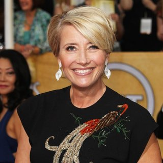 Emma Thompson in The 20th Annual Screen Actors Guild Awards - Arrivals