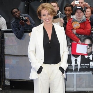 Emma Thompson in Men in Black 3 - UK Film Premiere - Arrivals