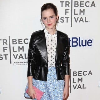 Emma Watson in 2012 Tribeca Film Festival - Struck by Lightning - Arrivals