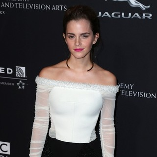 Emma Watson in 2014 BAFTA Los Angeles Jaguar Britannia Awards Presented by BBC America and United Airlines