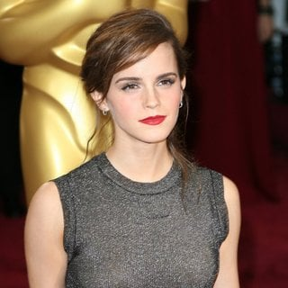 Emma Watson in The 86th Annual Oscars - Red Carpet Arrivals
