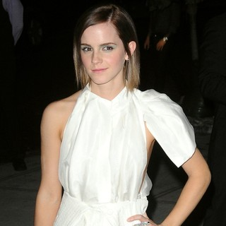 Emma Watson in The New York Premiere of The Perks of Being a Wallflower - Outside Arrivals