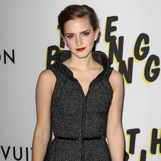 Emma Watson - Los Angeles Premiere of A24's The Bling Ring - Arrivals