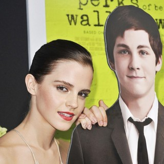 Emma Watson - The Los Angeles Premiere of The Perks of Being a Wallflower - Arrivals