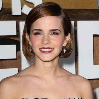 Emma Watson in Los Angeles Premiere of This Is the End