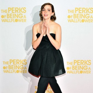 Emma Watson in The Perks of Being a Wallflower Gala Screening